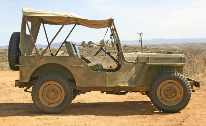 Willys Military Jeep Sale >> 1942 Willys Mb Military Jeep For Sale In Tyler Texas