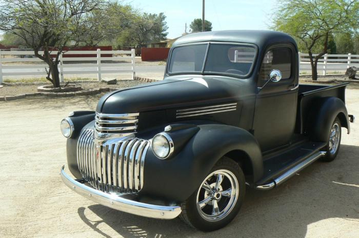 1946 Chevrolet Pickup Truck Rwd For Sale In Minneapolis