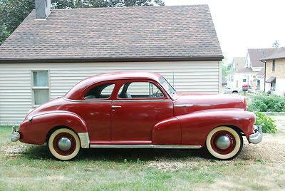 Cars For Sale In Iowa >> 1946 Chevy Coupe Stylemaster for Sale in Center Grove, Iowa Classified | AmericanListed.com