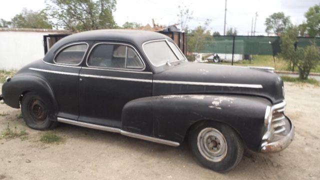 1946 Chevy Fleetmaster 2 Door Coupe Post War Era For Sale