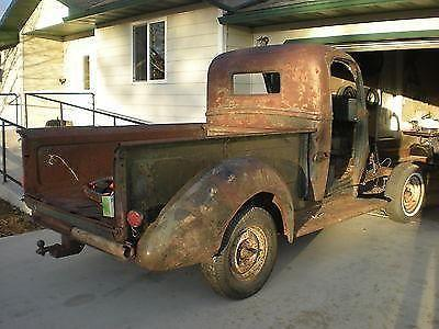 1946 ford pickup for sale in belgrade montana classified. Black Bedroom Furniture Sets. Home Design Ideas