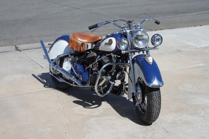 1946 Indian CHIEF for Sale in Greenville, South Carolina ...