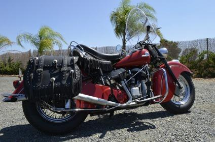 1946 Indian Chief For Sale In Los Angeles California