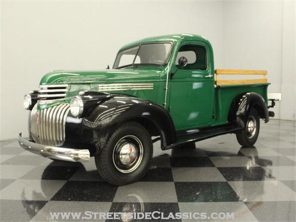 22 kb jpeg for sale 1946 chevrolet truck in beechhurst new york http ...