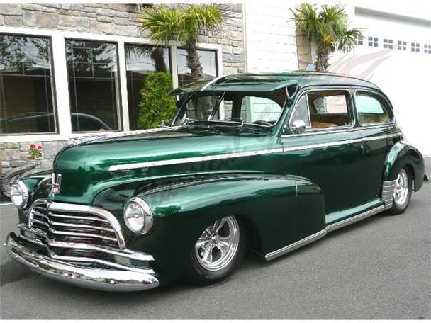1946 fleetline fastback for autos post. Black Bedroom Furniture Sets. Home Design Ideas