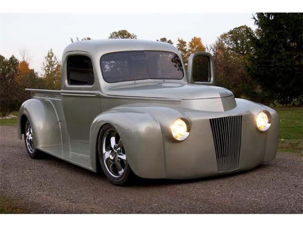 1946 ford pickup truck for sale in livonia michigan classified. Black Bedroom Furniture Sets. Home Design Ideas