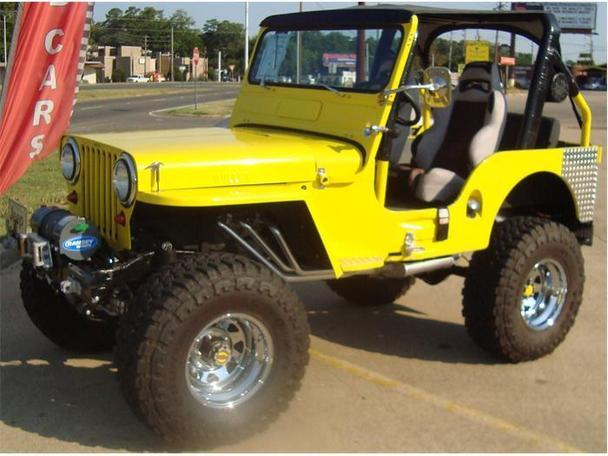 1946 Willys Jeep for Sale in Shreveport, Louisiana ...