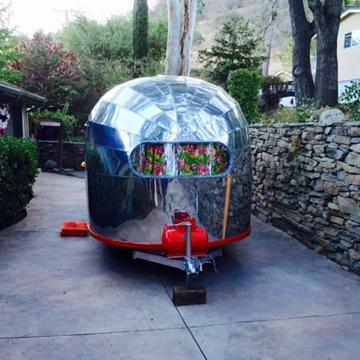 1947 Airstream Vintage Liner Model-19' Cabin-Approx 1550 Pounds Like a Bambi