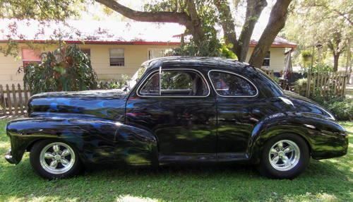 1947 Chevrolet Coupe Classic Car For Sale In Tampa