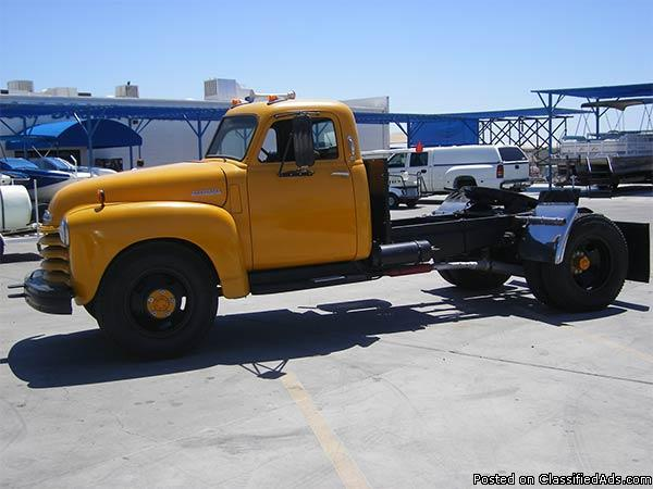 1947 Chevy 1-1/2 Ton Truck