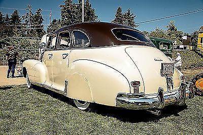 1947 chevy fleemaster 4 door no rust fleetline lowrider for 1947 chevy fleetline 4 door
