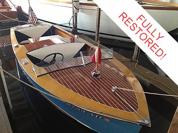 1947 chris craft 16 39 classic for sale in seattle for Chris craft boat accessories