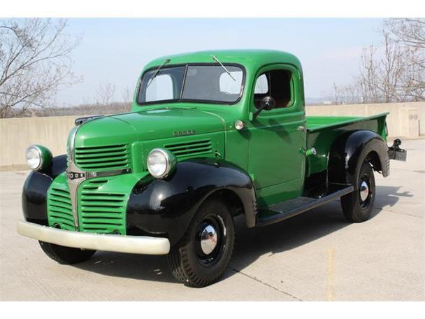 1947 dodge 3 4 ton pickup for sale in branson missouri classified. Black Bedroom Furniture Sets. Home Design Ideas
