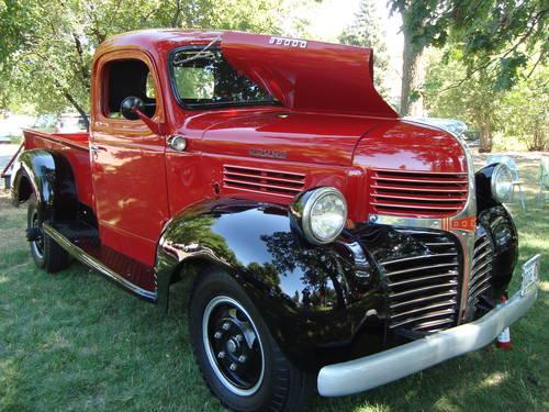 1947 dodge brothers wd20 pickup for sale in co bluffs iowa classified. Black Bedroom Furniture Sets. Home Design Ideas