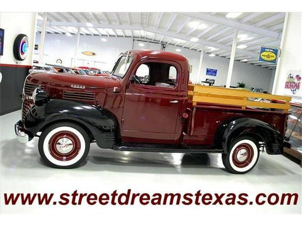 1947 dodge pickup for sale in fredericksburg texas classified. Black Bedroom Furniture Sets. Home Design Ideas
