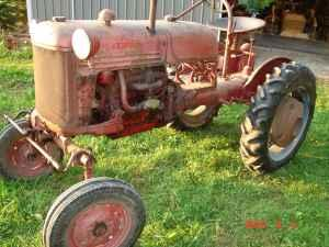 1947 farmall cub tractor  akron  ny 14001  for sale in