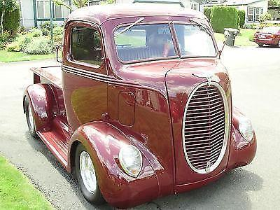 1947 FORD COE TRUCK/ SHOW TRUCK, STREET ROD, HOT ROD for sale in