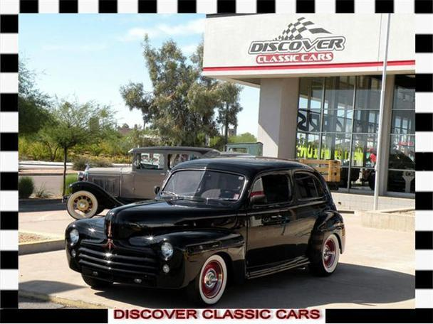 1947 ford deluxe for sale in scottsdale arizona classified. Black Bedroom Furniture Sets. Home Design Ideas