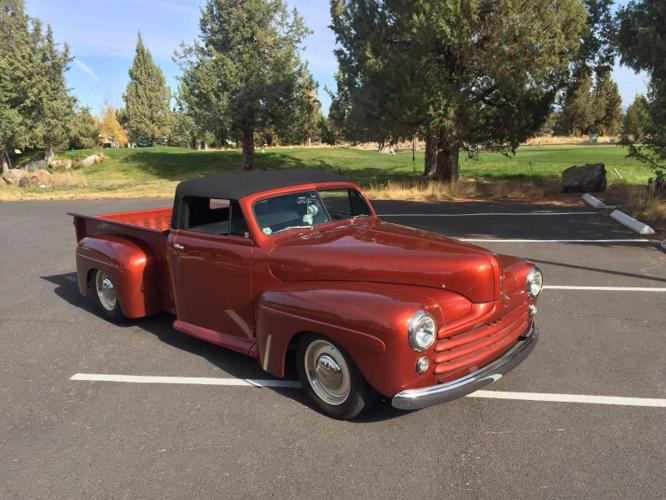 1947 Ford Roadster pickup truck Full Custom Hot Rod