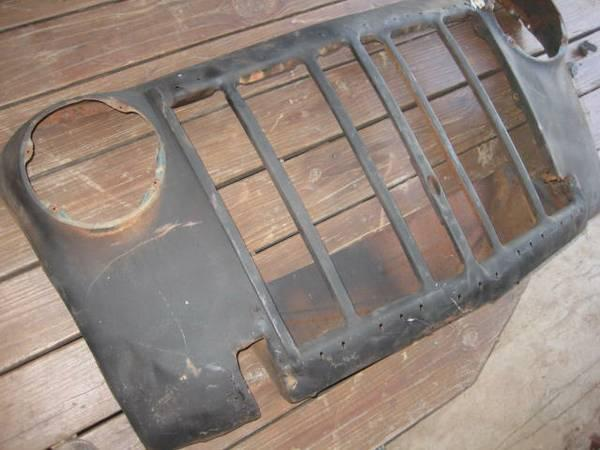 1947 FORD TRUCK GRILLE - $95