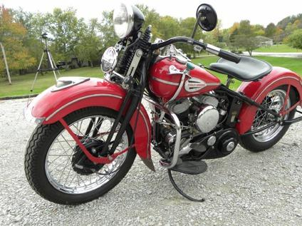 1947 HARLEY DAVIDSON WL FLATHEAD 45*Delivery Worldwide for Sale in