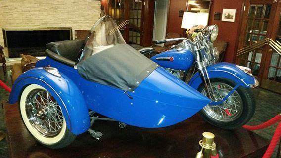 1947 Harley Davidson WLD w/ Sidecar (WI) -