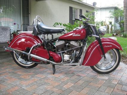 1947 Indian Chief MINT condition