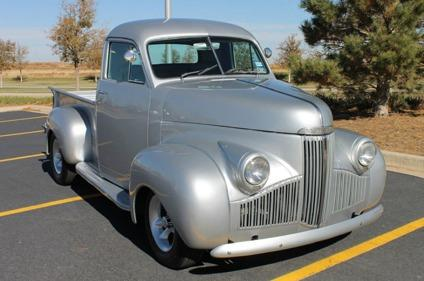 1947 studebaker pickup 350 free delivery for sale in springfield missouri classified. Black Bedroom Furniture Sets. Home Design Ideas