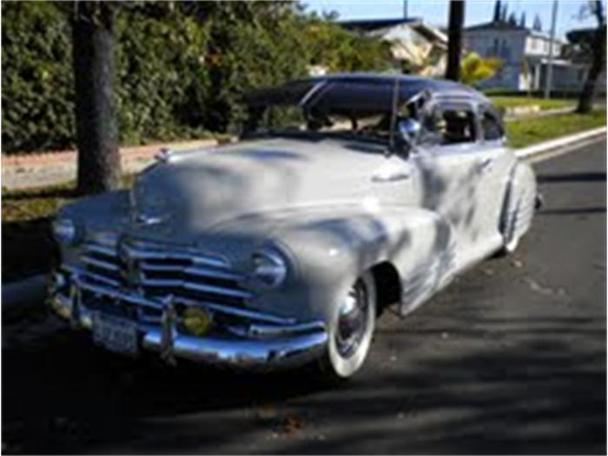 1947 chevrolet fleetline for sale in los angeles california classified. Black Bedroom Furniture Sets. Home Design Ideas