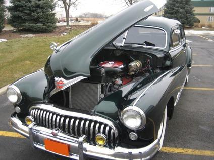 2010 Buick Lacrosse For Sale >> 1948 Buick Roadmaster 4 Door Sedan Resto-Rod Free Delivery ...