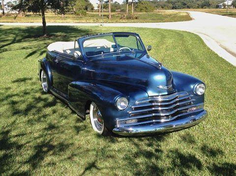 1948 Chevrolet Fleetmaster (FL) -