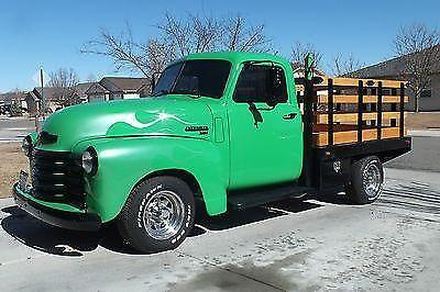1948 chevy truck value