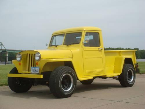 1948 chevy classic willy 4x4 pickup for sale in muscatine iowa classified. Black Bedroom Furniture Sets. Home Design Ideas
