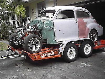 1948 Chevy Sedan 2DR StyleMaster Project