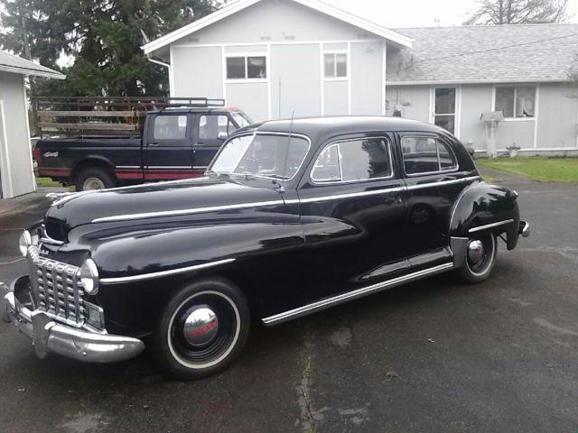 1948 dodge town sedan for sale wa for sale in gate for 1948 dodge 2 door sedan