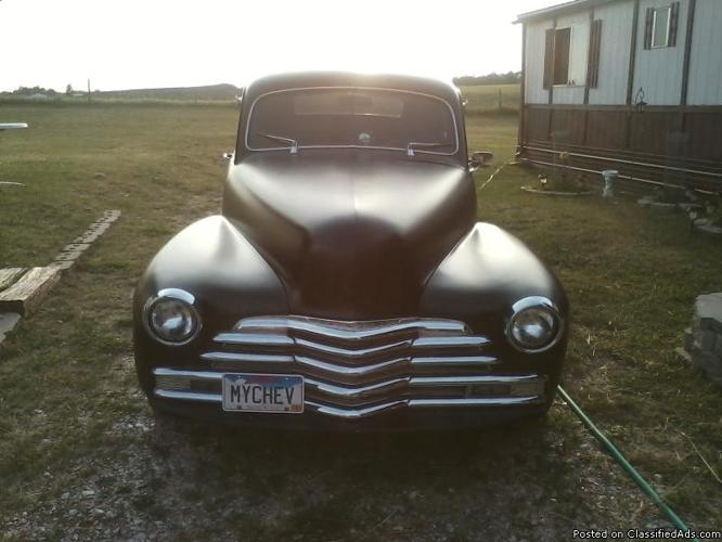 1948 Fleetmaster Chevy Coupe For Sale In Bakerville South
