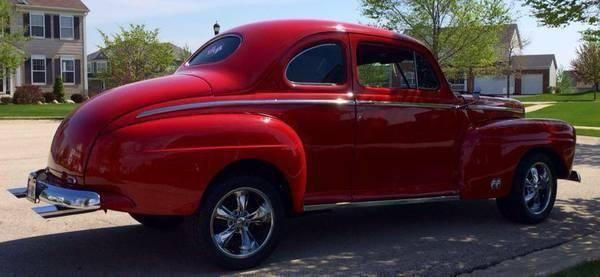 1948 ford 2 door coupe hotrod 1948 coupe in huntley il for 1948 ford 2 door coupe