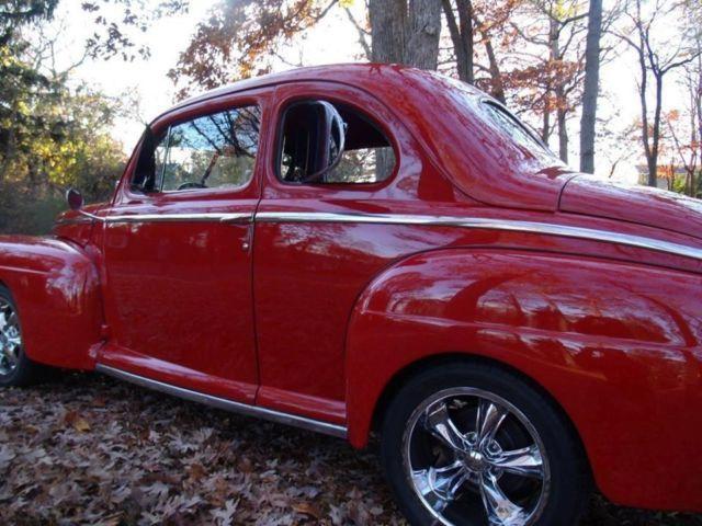 1948 ford 2 door coupe hotrod streetrod nice ride for for 1948 ford 2 door sedan
