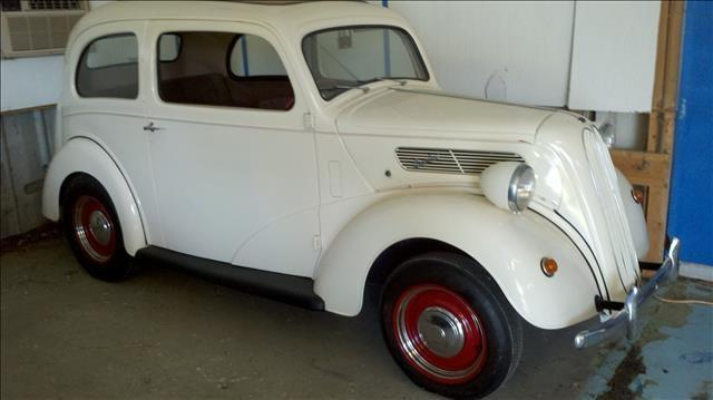 1948 ford anglia coupe for sale in san luis obispo california classified. Black Bedroom Furniture Sets. Home Design Ideas