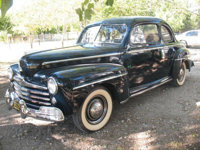 Auto Sale In Splendora Tx: 1948 Ford Club Coupe For Sale In Terrell, Texas Classified
