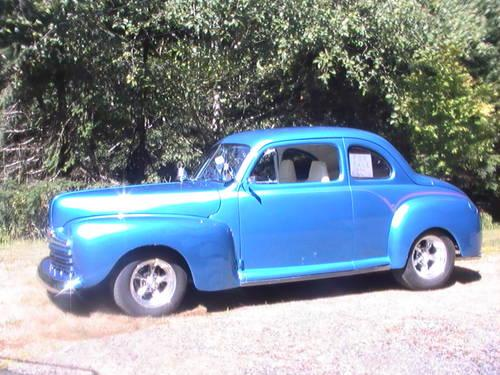 1948 ford coupe hot rod for sale in otis oregon classified. Black Bedroom Furniture Sets. Home Design Ideas