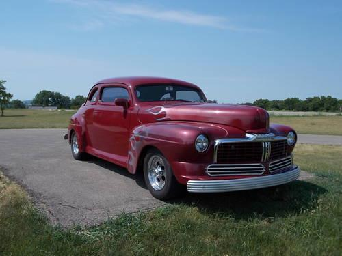 1948 Mercury Coupe - Street Rod