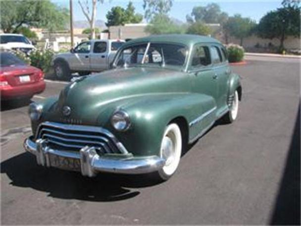 1948 oldsmobile 4 dr sedan for sale in scottsdale arizona for 1948 oldsmobile 4 door sedan