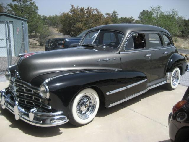 1948 Pontiac Silver Streak For Sale In Arenas Valley New