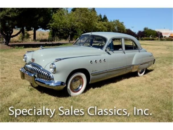 1949 buick roadmaster for sale in benicia california. Black Bedroom Furniture Sets. Home Design Ideas