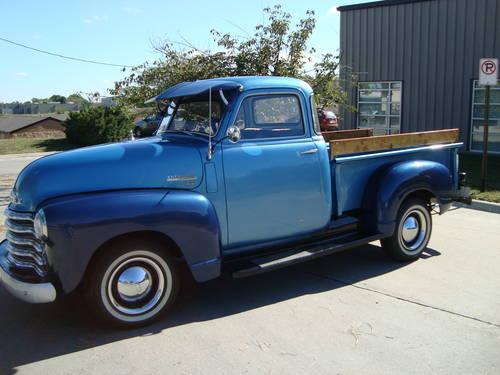 1949 chevrolet 3100 5 window pu for sale in co bluffs for 1949 five window chevy truck for sale