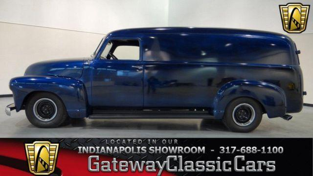 1949 chevrolet 3800 panel truck 283ndy for sale in indianapolis indiana classified. Black Bedroom Furniture Sets. Home Design Ideas
