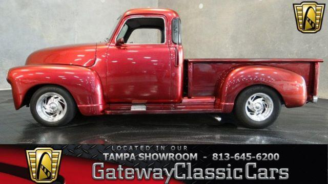 1949 chevrolet 5 window pick up winberry chameleon 335tpa for 1949 chevy 5 window pickup for sale