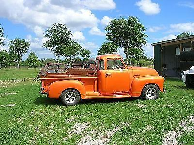1949 Chevy Truck Shortbed V8 Ps Pb Automatic 5 Window Cab For Sale