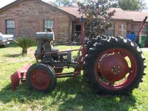1949 gibson tractor !!!!! - $2500 (fort walton beach )